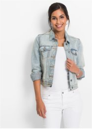 Jeansjacke, BODYFLIRT, lightblue denim