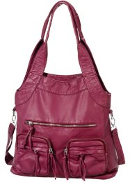 Handtasche, bpc bonprix collection, beere