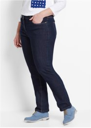 Gerade 24h-Stretch-Jeans, bpc bonprix collection, dark denim