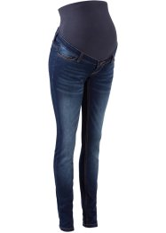 Jean de grossesse super extensible, skinny, bpc bonprix collection, dark denim