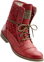 Stiefel von Mustang, Mustang, rot
