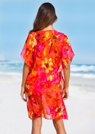 Strandkleid, bpc selection, dunkelpink