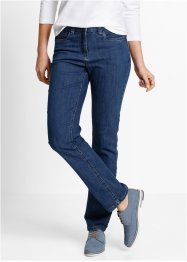 Gerade 24h-Stretch-Jeans, bpc bonprix collection, blue stone