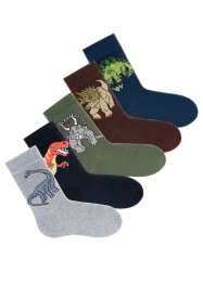 GO IN Socken (5er-Pack), GO IN, bunt