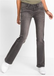 Bootcut Jeans, RAINBOW, grey denim