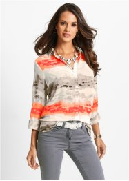 Bedruckte Chiffonbluse, bpc selection