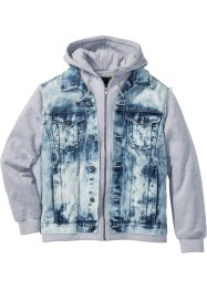 Jeansjacke Regular Fit, RAINBOW