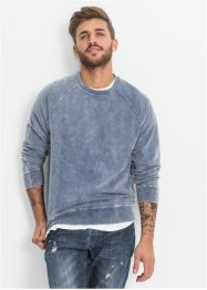 Sweatshirt Slim Fit, RAINBOW, blau