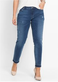 7/8 Skinny Jeans, BODYFLIRT, grey denim