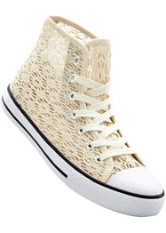 Sneaker, bpc bonprix collection, beige