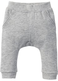 Pantalon sweat bébé en coton bio, bpc bonprix collection