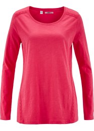 Langarmshirt mit Spitze, bpc bonprix collection