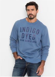 Sweatshirt Regular Fit, John Baner JEANSWEAR, jeansblau