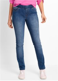 5-Pocket-Treggings, bpc bonprix collection, blue stone used