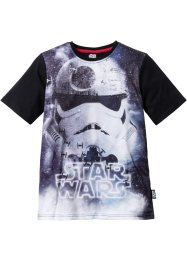 T-shirt STAR WARS, Star Wars, noir