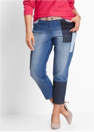 7/8 Stretchjeans Patchwork, bpc selection