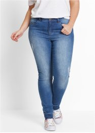 Jeans mit offenem Saum - designt von Maite Kelly, bpc bonprix collection