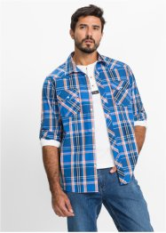 Langarmhemd im Regular Fit, John Baner JEANSWEAR