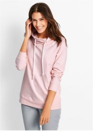 Sweatshirt mit Spitze, bpc bonprix collection