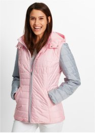 Zweifarbige Stepp-Jacke, bpc bonprix collection