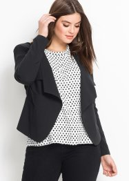 Blazer avec long revers, BODYFLIRT