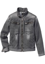Veste en jean extensible Regular Fit, RAINBOW