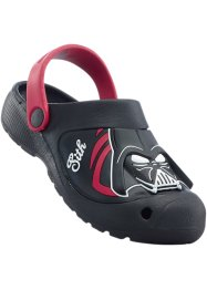 """STAR WARS"" Clog, bpc bonprix collection, schwarz/rot"