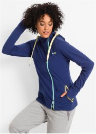 Sweatjacke, lang, bpc bonprix collection