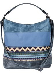 Shopper denim ethno, bpc bonprix collection