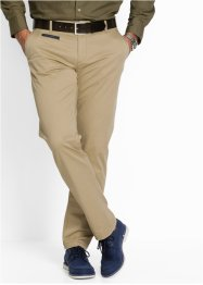 Stretch-Chinos Regular Fit, bpc selection, beige