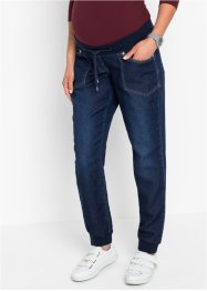 Pantalon sweat de grossesse imitation jean, bpc bonprix collection