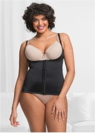 Corset fonction push-up, bpc bonprix collection, noir