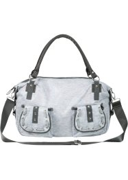 Handtasche Casual mit Schimmereffekt, bpc bonprix collection