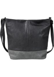 Shopper bicolore medium, bpc bonprix collection