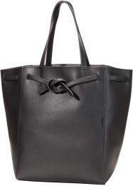 Trapez Tasche, bpc bonprix collection, schwarz