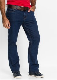 Stretchjeans Classic Fit BOOTCUT, John Baner JEANSWEAR, dunkelblau