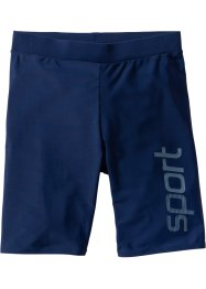 Badehose Jungen, bpc bonprix collection, dunkelblau