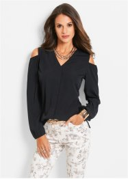 Bluse mit Cut-Outs, bpc selection