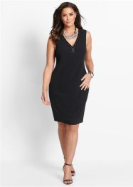 Robe fourreau, bpc selection, noir