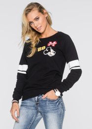Sweatshirt mit Patches, Disney