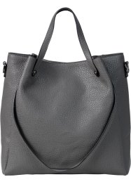 Tasche doppeltem Trageriemen, bpc bonprix collection