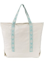 Sac shopper en coton, bpc bonprix collection