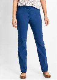 Stretchhose, bpc bonprix collection, enzianblau