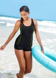 Tankini (2-tlg. Set), bpc bonprix collection, schwarz