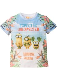 """MINIONS"" T-Shirt, Despicable Me, weiss/bunt ""MINIONS"""