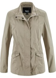 Blusenjacke mit Spitze, bpc bonprix collection