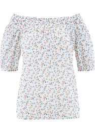 Carmen-Bluse, 3/4-Arm, bpc bonprix collection