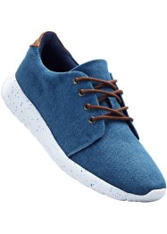 Sneaker, bpc bonprix collection, jeansblau