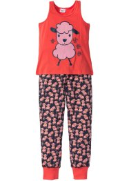 Pyjama mit Tanktop, bpc bonprix collection