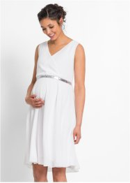 Umstandskleid / Stillkleid, bpc bonprix collection, weiss